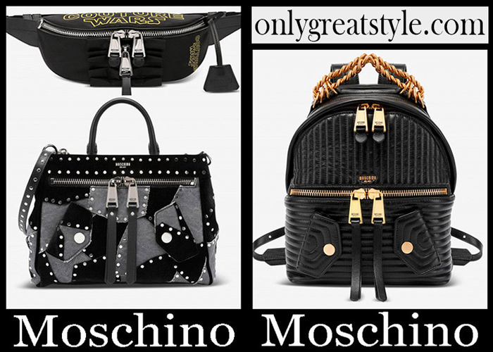 New Arrivals Moschino Fall Winter 2018 2019 Women's