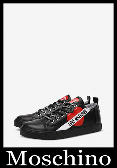 New Arrivals Moschino Shoes 2018 2019 Women's Look 23