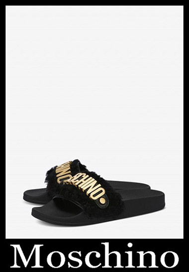 New Arrivals Moschino Shoes 2018 2019 Women's Look 32