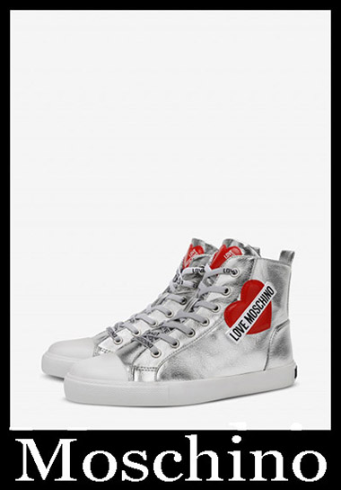 New Arrivals Moschino Shoes 2018 2019 Women's Look 4