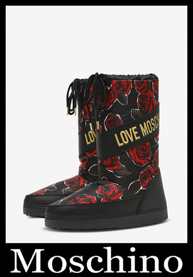 New Arrivals Moschino Shoes 2018 2019 Women's Look 9