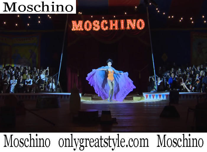 New Arrivals Moschino Spring Summer 2019 Men's