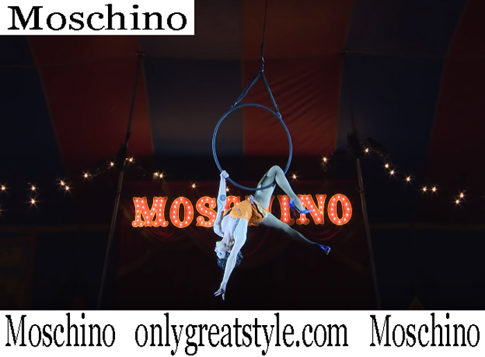 New Arrivals Moschino Spring Summer 2019 Women's