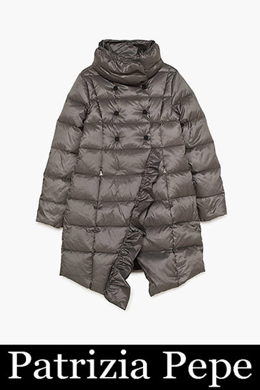 New Arrivals Patrizia Pepe Down Jackets 2018 2019 14