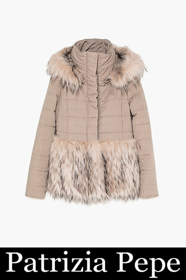 New Arrivals Patrizia Pepe Down Jackets 2018 2019 19