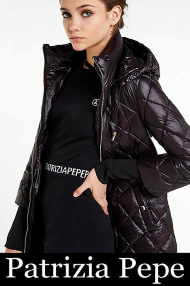 New Arrivals Patrizia Pepe Down Jackets 2018 2019 27