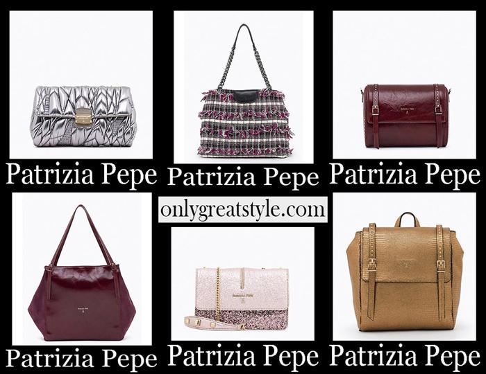 New Arrivals Patrizia Pepe Fall Winter 2018 2019 Women's