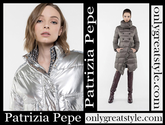 New Arrivals Patrizia Pepe Fall Winter 2018 2019 Women's