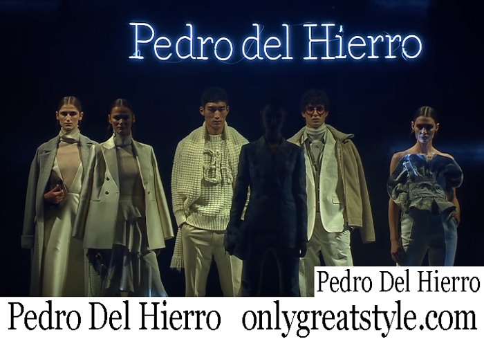 New Arrivals Pedro Del Hierro Spring Summer 2019 Men's