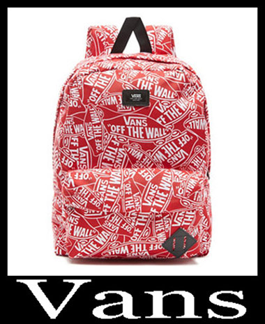 New Arrivals Vans Backpacks 2018 2019 Student Boys 11