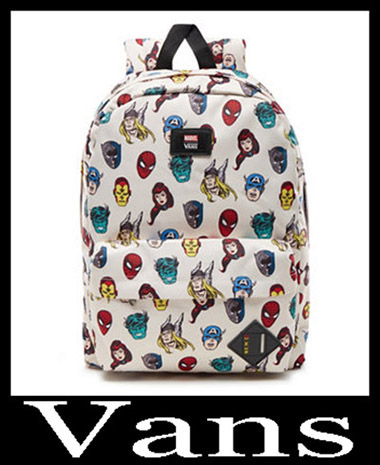 New Arrivals Vans Backpacks 2018 2019 Student Boys 12