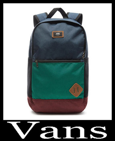 New Arrivals Vans Backpacks 2018 2019 Student Boys 13