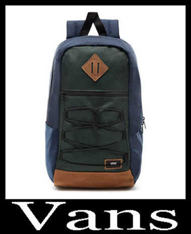 New Arrivals Vans Backpacks 2018 2019 Student Boys 2