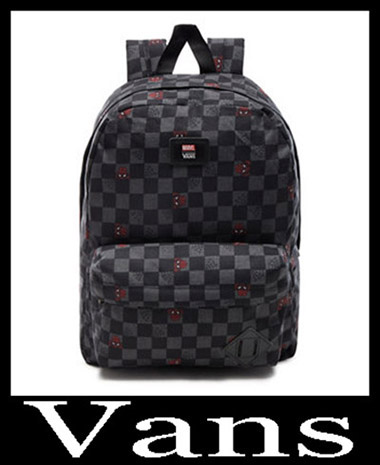 New Arrivals Vans Backpacks 2018 2019 Student Boys 30