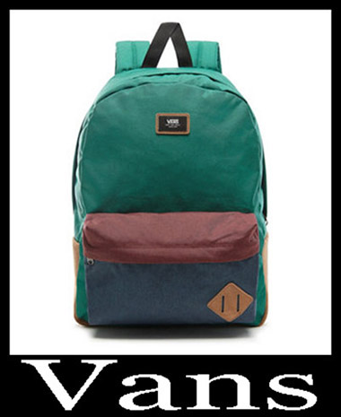 New Arrivals Vans Backpacks 2018 2019 Student Boys 9