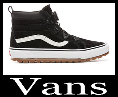New Arrivals Vans Sneakers 2018 2019 Fall Winter Look 1