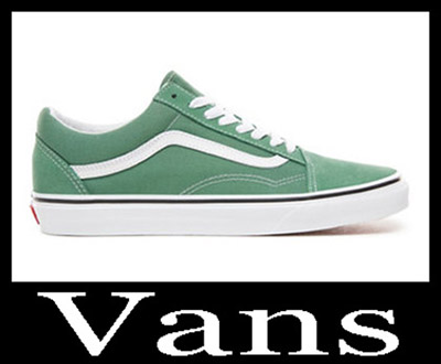 New Arrivals Vans Sneakers 2018 2019 Fall Winter Look 12