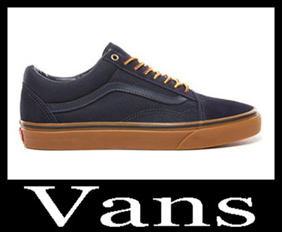 New Arrivals Vans Sneakers 2018 2019 Fall Winter Look 15