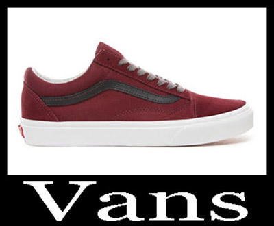 New Arrivals Vans Sneakers 2018 2019 Fall Winter Look 17