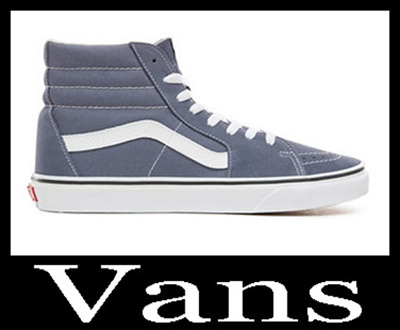 New Arrivals Vans Sneakers 2018 2019 Fall Winter Look 21