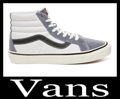 New Arrivals Vans Sneakers 2018 2019 Fall Winter Look 22