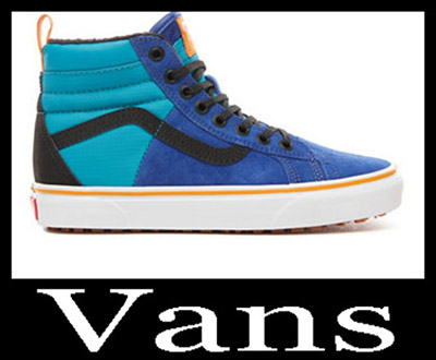 New Arrivals Vans Sneakers 2018 2019 Fall Winter Look 25