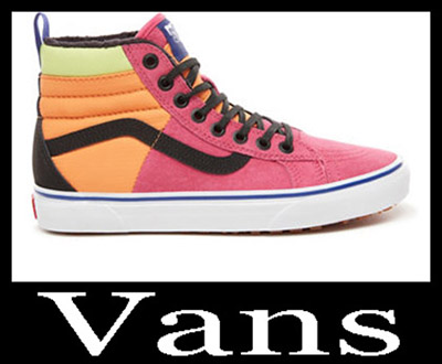 New Arrivals Vans Sneakers 2018 2019 Fall Winter Look 26