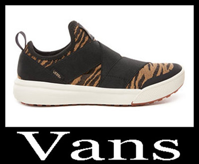 New Arrivals Vans Sneakers 2018 2019 Fall Winter Look 28