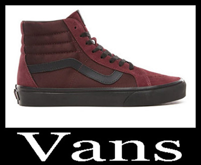 New Arrivals Vans Sneakers 2018 2019 Fall Winter Look 29