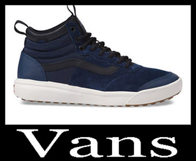 New Arrivals Vans Sneakers 2018 2019 Fall Winter Look 3