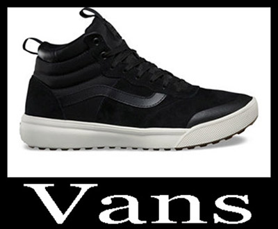 New Arrivals Vans Sneakers 2018 2019 Fall Winter Look 30
