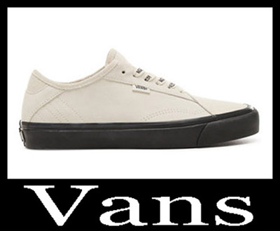 New Arrivals Vans Sneakers 2018 2019 Fall Winter Look 34
