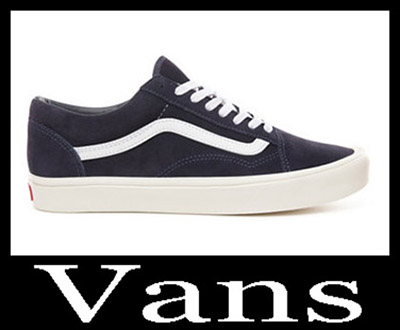 New Arrivals Vans Sneakers 2018 2019 Fall Winter Look 4