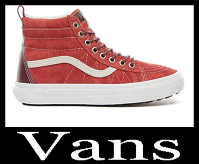 New Arrivals Vans Sneakers 2018 2019 Fall Winter Look 5