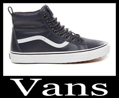 New Arrivals Vans Sneakers 2018 2019 Fall Winter Look 6