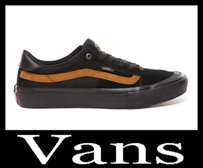 New Arrivals Vans Sneakers 2018 2019 Fall Winter Look 8