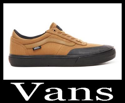 New Arrivals Vans Sneakers 2018 2019 Men's Winter 10