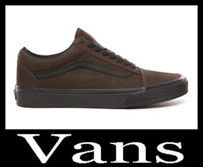 New Arrivals Vans Sneakers 2018 2019 Men's Winter 18