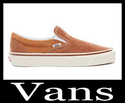 New Arrivals Vans Sneakers 2018 2019 Men's Winter 22