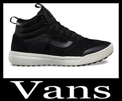 New Arrivals Vans Sneakers 2018 2019 Men's Winter 24
