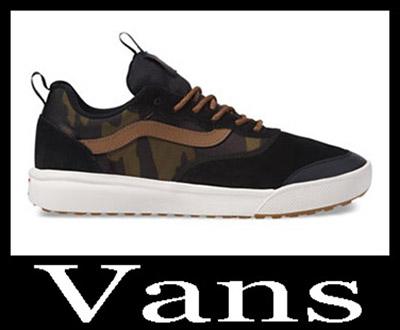 New Arrivals Vans Sneakers 2018 2019 Men's Winter 27