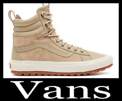 New Arrivals Vans Sneakers 2018 2019 Men's Winter 3
