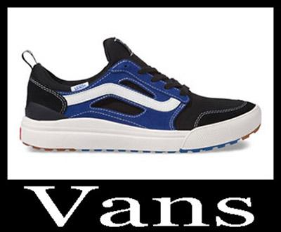 New Arrivals Vans Sneakers 2018 2019 Men's Winter 30