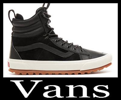 New Arrivals Vans Sneakers 2018 2019 Men's Winter 35