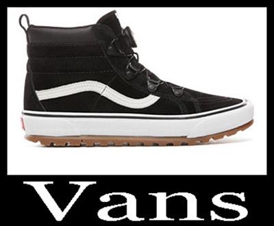 New Arrivals Vans Sneakers 2018 2019 Men's Winter 4