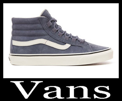 New Arrivals Vans Sneakers 2018 2019 Men's Winter 5
