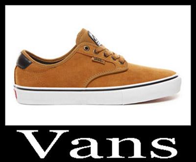 New Arrivals Vans Sneakers 2018 2019 Men's Winter 9