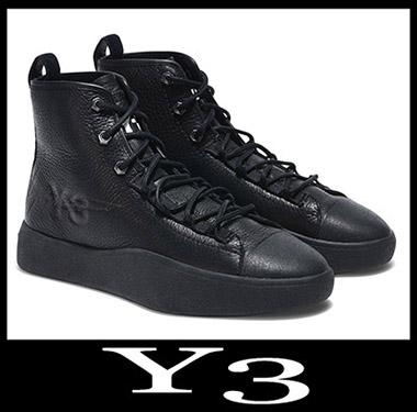 New Arrivals Y3 Shoes 2018 2019 Men's Fall Winter 15