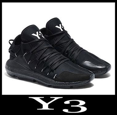 New Arrivals Y3 Shoes 2018 2019 Men's Fall Winter 20