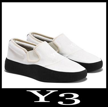 New Arrivals Y3 Shoes 2018 2019 Men's Fall Winter 21